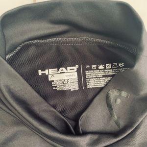 Head Compression Mock Turtleneck S